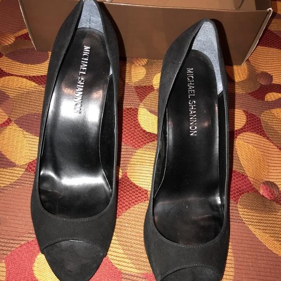 Michael Shannon Shoes - Michael Shannon Heels